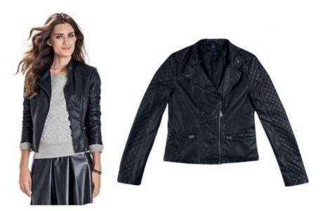 como usar jaquetas de couro ecologico 460x300 - JAQUETA DE COURO ECOLÓGICO na moda inverno