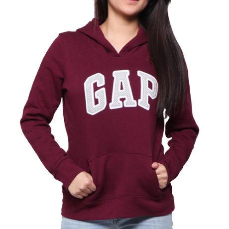moletom feminino gap 460x460 - MOLETOM FEMININO GAP modelos outono inverno