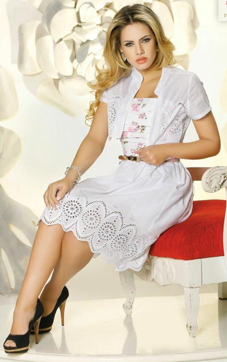 vestidos da moda evangelica 2013 destaque