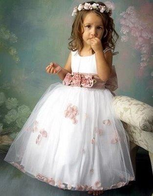 11 - VESTIDOS PARA DAMA DE HONRA 30 modelitos lindos para meninas