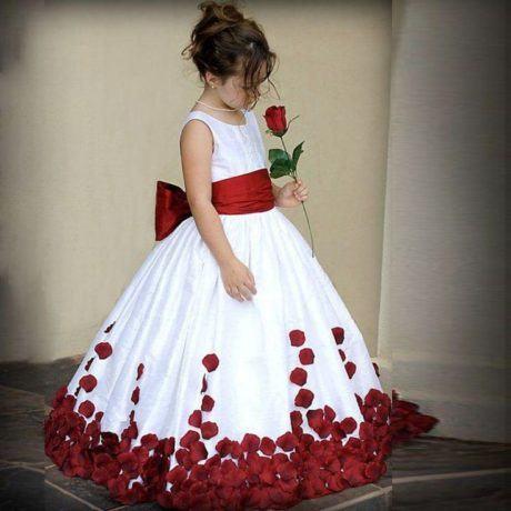 13 460x460 - VESTIDOS PARA DAMA DE HONRA 30 modelitos lindos para meninas