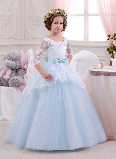 14 460x629 - VESTIDOS PARA DAMA DE HONRA 30 modelitos lindos para meninas