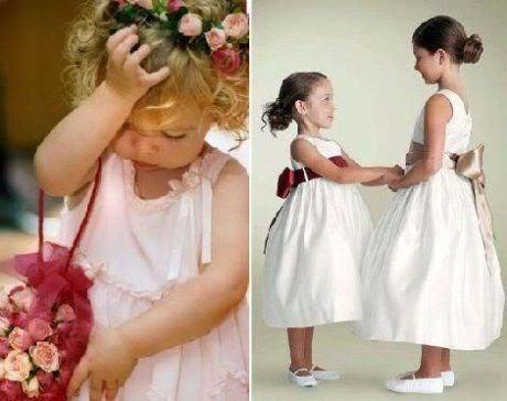 28 460x364 - VESTIDOS PARA DAMA DE HONRA 30 modelitos lindos para meninas
