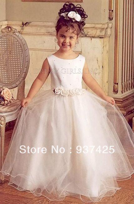 6 - VESTIDOS PARA DAMA DE HONRA 30 modelitos lindos para meninas