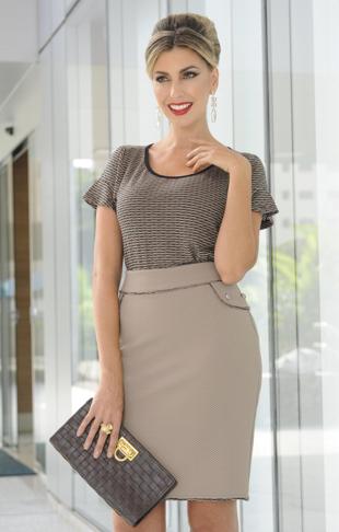 imagem 25 - SAIAS EVANGÉLICAS da moda, confira looks
