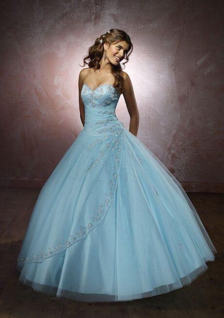 vestidos de 15 anos 2018 11 460x652 - Modelos de vestidos 15 anos 2018 As tendências