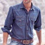 camisa-jeans-masculinas 2013