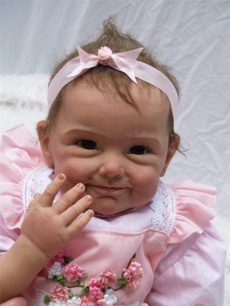 bonecas bebe realistas 4 460x613 - BONECAS BEBÊ REALISTAS (reborn) novos modelos