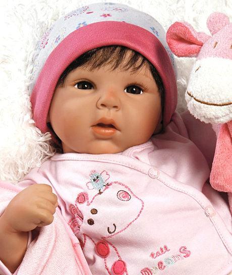 bonecas bebe realistas 460x545 - BONECAS BEBÊ REALISTAS (reborn) novos modelos