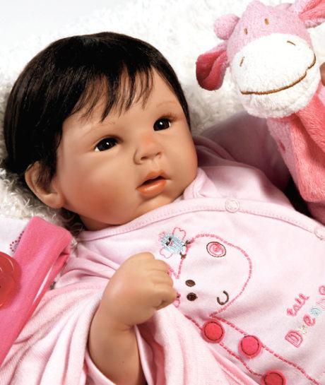 bonecas bebe realistas 5 460x545 - BONECAS BEBÊ REALISTAS (reborn) novos modelos