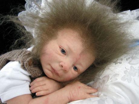 fotos de bonecas bebe realistas 460x345 - BONECAS BEBÊ REALISTAS (reborn) novos modelos