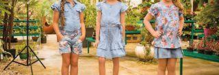 moda infantil verao 2013 lindos modelos