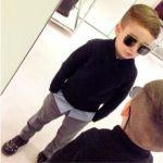 moda infantil meninos da moda