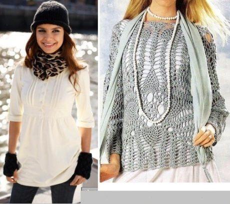 blusas de inverno da moda 460x407 - BLUSAS DE INVERNO FEMININAS como usar no inverno