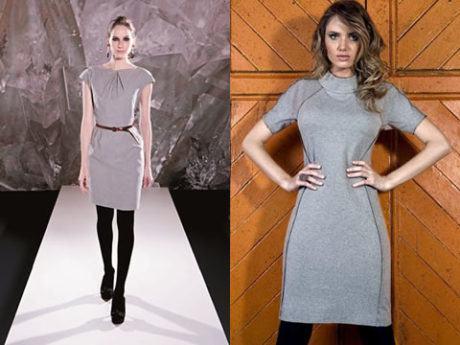 imagem 29 1 460x345 - LOOKS COM MEIA CALÇA : Com Saia, Vestido ou shorts (Moda Inverno)