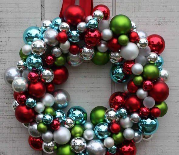 Guirlandas de natal para portas decorativas natalinas