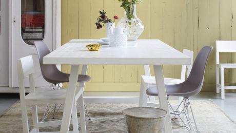 mesa para cozinha quadrada 460x259 - MESA PARA COZINHA pequena, redonda, varias configurações
