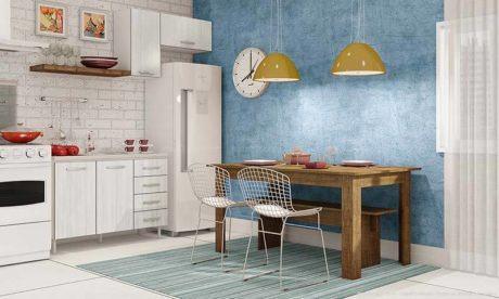 mesa rustica 460x276 - MESA PARA COZINHA pequena, redonda, varias configurações