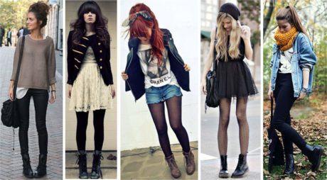 coturno feminino moda inverno 460x254 - COTURNOS femininos MODA INVERNO (looks bem legais)