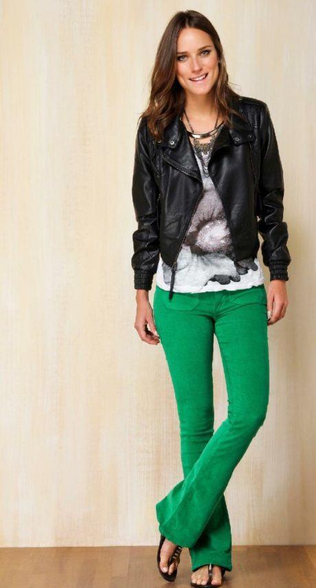 imagem 11 460x855 - Casaquinhos curtos como usar : Com saia, vestido, calça, shorts