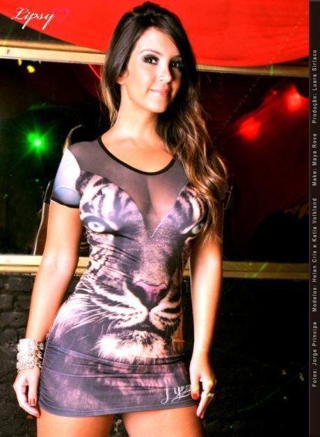 mini vestido com tule 460x628 - Vestidos com detalhes em tule: Modelos com renda, estampados e mais