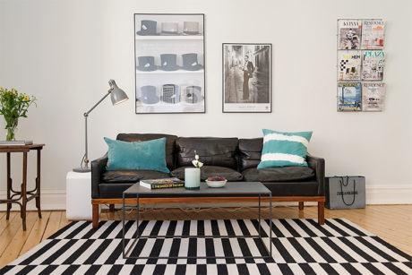 imagem 10 460x307 - SOFÁS DE COURO ; Várias cores e estilos para sala de estar