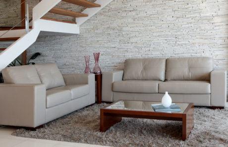 imagem 14 460x297 - SOFÁS DE COURO ; Várias cores e estilos para sala de estar