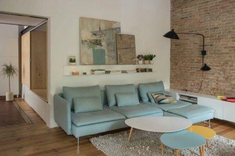 imagem 18 460x306 - SOFÁS DE COURO ; Várias cores e estilos para sala de estar