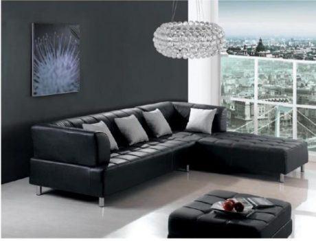 imagem 24 460x351 - SOFÁS DE COURO ; Várias cores e estilos para sala de estar