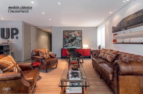 imagem 8 460x303 - SOFÁS DE COURO ; Várias cores e estilos para sala de estar