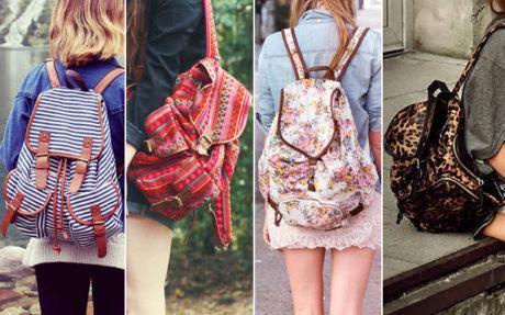 bolsas mochilas estampadas 460x287 - BOLSAS MOCHILAS ESTAMPADAS femininas, como usar