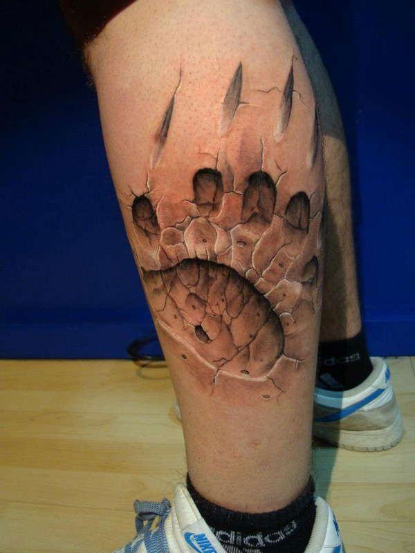 tatuagens realísticas