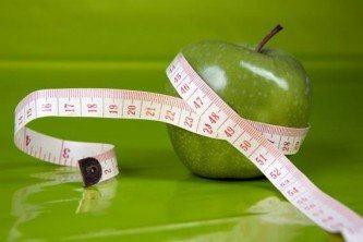 de perder peso