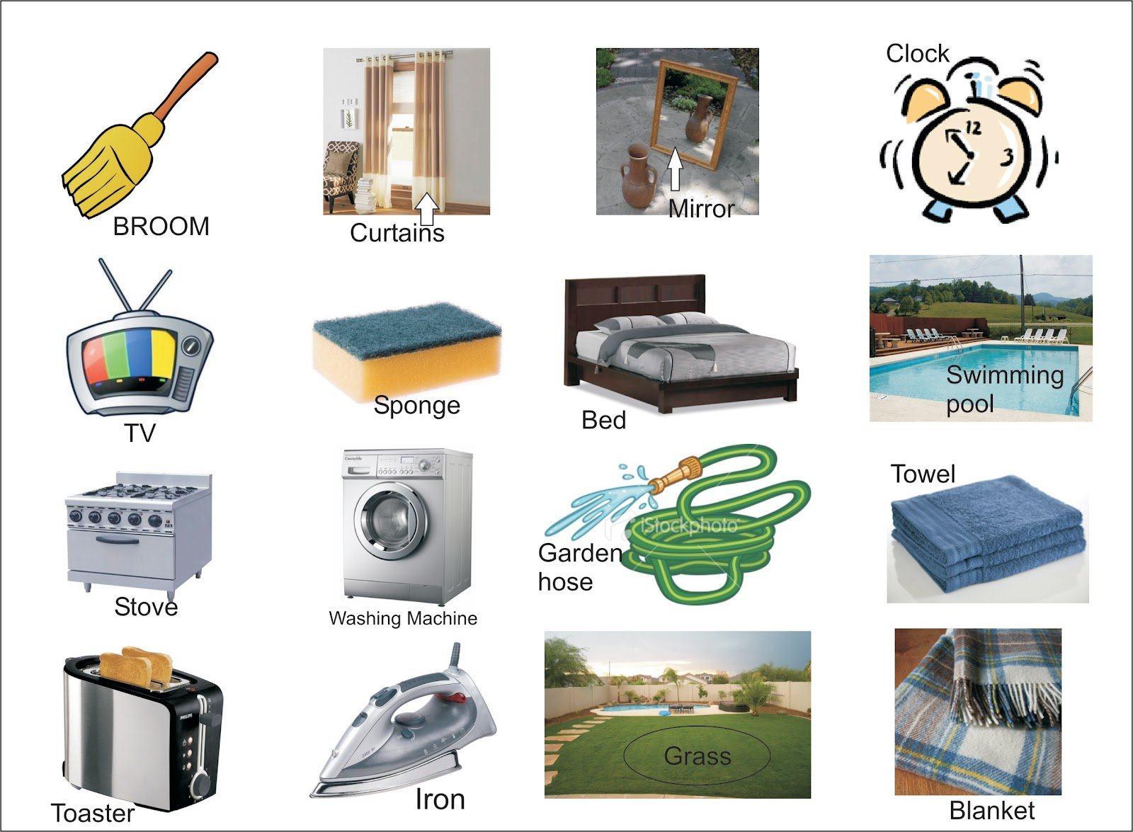 Armario Definición Rae ~ Aprenda falar as partes da casa em ingl u00eas, objetos em