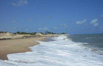 praia pitangui