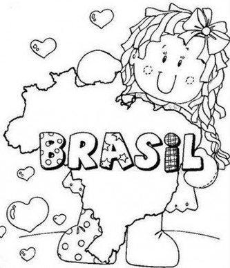 desenhos da Independência do brasil