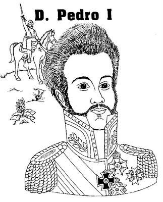 desenhos da independencia do brasil 7 - DESENHOS E ATIVIDADES da Independência do Brasil