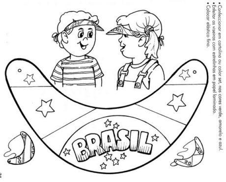 imagem 16 460x371 - DESENHOS E ATIVIDADES da Independência do Brasil