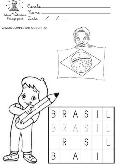 imagem 29 460x650 - DESENHOS E ATIVIDADES da Independência do Brasil