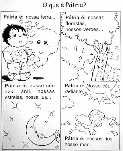 imagem 30 - DESENHOS E ATIVIDADES da Independência do Brasil
