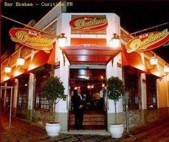 conheça o bar da brahma curitiba