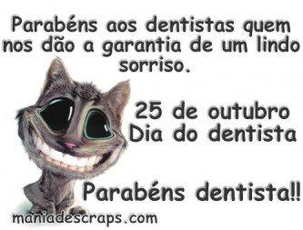 dicas de frases do dia do dentista