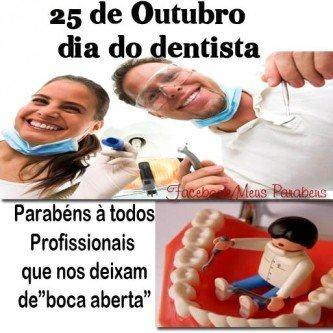 frases do dia do dentista