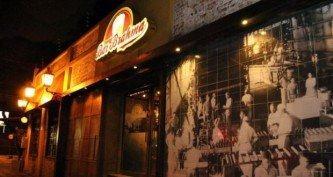imagens do bar da brahma curitiba