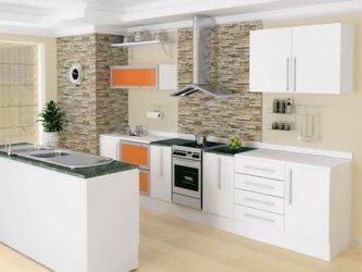 lindas cozinha planejada de concreto