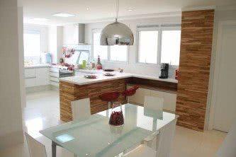 tipos de cozinha planejada de concreto