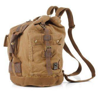 comprar mochila masculina de lona