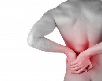 dor nas costas do lado esquerdo