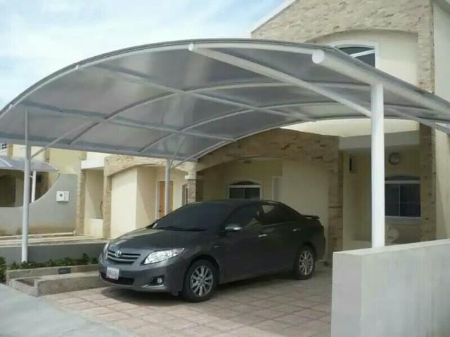 Toldos para garagem de carro modelos de alto padr o for Modelos techos para garage