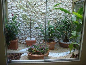 jardins de inverno simples